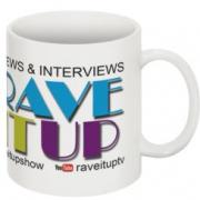 I heart Rave It Up Coffee Mug
